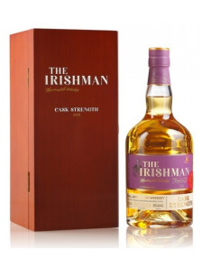 Irishman Cask Strength | Walsh Whiskey Distilerry | 70 cl