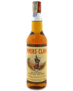 Pipers Clan Blended Scotch Whisky 0.7 L | Angus Dundee | Scotia