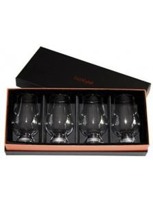 Cutie cadou 4 pahare whisky | Glencairn Cristal | cristal, 4 x 175ml