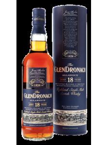 GlenDronach 18 yo | Highland Single Malt | Scotch Whisky | 70 cl, 46%