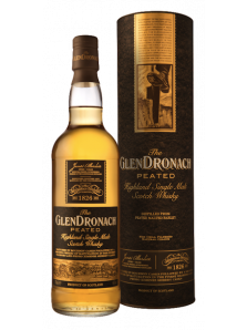 GlenDronach Peated | Highland Single Malt | Scotch Whisky | 70 cl, 46%