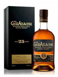 Glenallachie 25 yo | Speyside Single Malt Scotch Whisky | 70 cl, 48 %