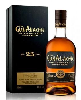 Glenallachie 25 yo   Speyside Single Malt Scotch Whisky   70 cl, 48 %