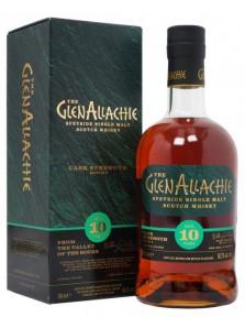 Glenallachie 10 yo Cask Strength Batch 3   Speyside Single Malt Whisky   70 cl, 58.2 %