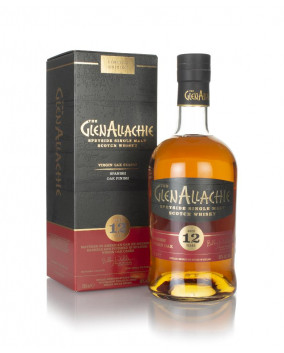 Glenallachie Spanish Oak Finish12 yo | Speyside Single Malt Scotch Whisky | 70 cl, 48 %