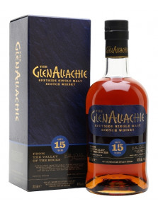 Glenallachie 15 yo   Speyside Single Malt Scotch Whisky   70 cl, 46 %
