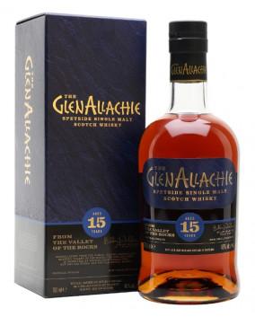 Glenallachie 15 yo | Speyside Single Malt Scotch Whisky | 70 cl, 46 %