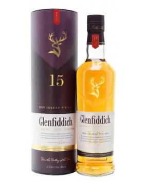 Glenfiddich 15 yo Solera 70 cl