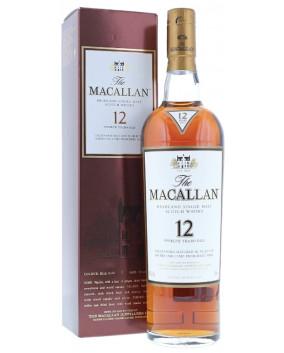 Macallan 12 Yo Sherry Oak | 70 cl
