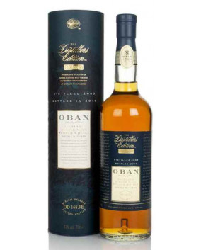 Oban 2005 (bottled 2019) Montilla Fino Cask Finish - Distillers Edition