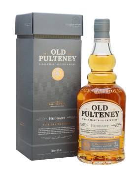 Old Pulteney Huddart | Highland Single Malt Scotch Whisky | 70 cl, 46 %