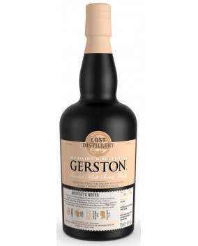 Gerson Archivist Selection | The Lost Distillery Company | Scotch Whisky| 70 cl, 46%