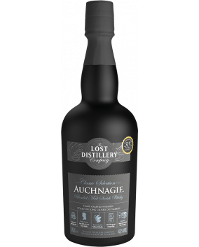 Auchnagie Classic Selection The Lost Distillery Company | Scotch Whisky | 70 cl, 43%