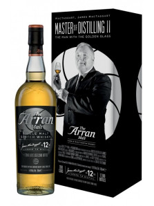 Arran Master of Distiling | Highland Single Malt Scotch Whisky | 70 cl, 51,8%