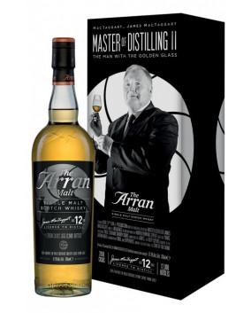 Arran Master of Distiling | Highland Single Malt Scotch Whisky | 70 cl, 51,8%