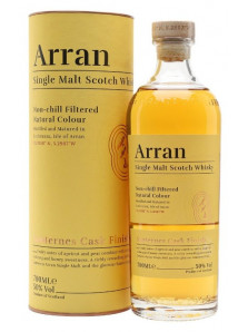 Arran Sauternes Cask Finish | Highland Single Malt Scotch Whisky | 70 cl, 50,0%
