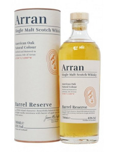 Arran Barrel Reserve | Highland Single Malt Scotch Whisky | 70 cl, 43,0%