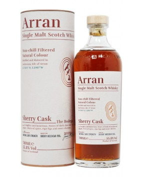 Arran Sherry Cask | Highland Single Malt | Scotch Whisky | 70 cl
