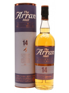 Arran 14 YO   Highland Single Malt Scotch Whisky   70 cl, 46%