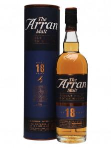 Arran 18 YO | Highland Single Malt Scotch Whisky | 70 cl, 46%