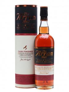 Arran Malt Amarone Finish | Highland Single Malt Scotch Whisky | 70 cl, 50,0%