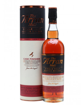 Arran Malt Amarone Finish | Highland Single Malt Scotch Whisky | 70 cl, 50,0%