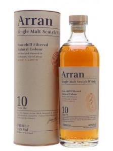 Arran 10 yo | Highland Single Malt Scotch Whisky | 70 cl, 46%