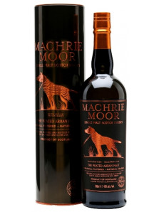 Arran Machrie Moor Single Malt  | Highland Scotch Whisky | 70 cl, 46,0%