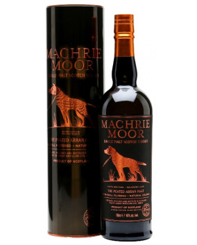 Arran Machrie Moor Single Malt 6th Edition  | Highland Scotch Whisky | 70 cl, 46,0%