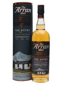 Arran The Bothy Quarter Cask | Highland Single Malt Scotch Whisky | 70 cl, 55,2%