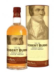 Robert Burns   Highland Single Malt   Scotch Whisky   70 cl, 43%