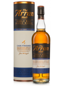 Arran Malt Port Finish | Highland Single Malt Scotch Whisky | 70 cl, 50,0%