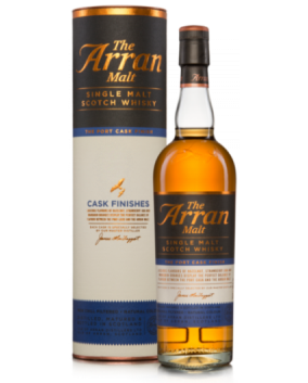Arran Malt Port Finish | Highland Single Malt Scotch Whisky | 70 cl, 50,0%