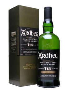 Ardbeg 10 yo | Single Malt | 70cl, 46%