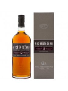 Auchentoshan 12yo | Lowland single malt scotch whisky | 70 cl, 40%