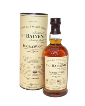 Balvenie 12 yo Double Wood 70 cl