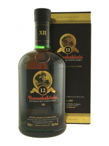 Bunnahabhain 12 yo Unchilfiltered 70 cl