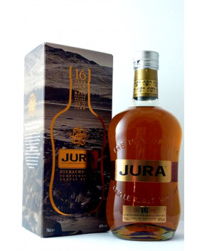 ISLE OF JURA 16 YO 70 cl