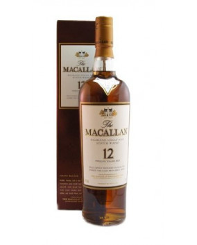 MACALLAN 12 YO SHERRYWOOD 70 cl